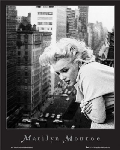MARILYN MONROE - Balcony